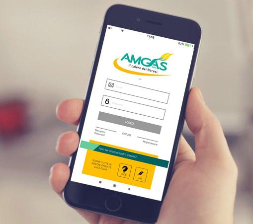 Nuova APP Amgas