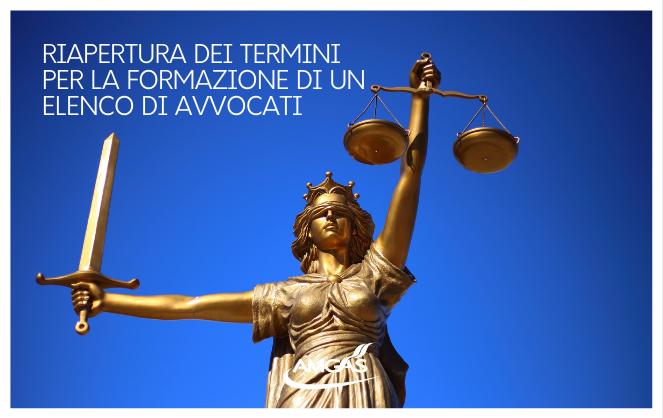 Elenco avvocati